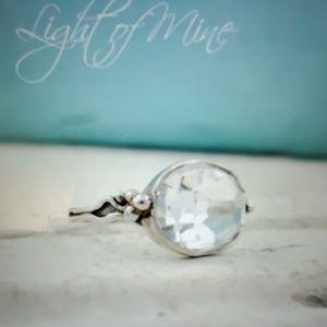 Light of  Mine  Ring